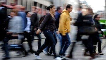 İngiltere'de işsizlik 1975'ten beri en düşük seviyede