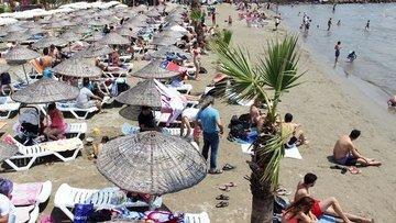 'Tatil kararıyla sahillerde 500 bin civarı insan trafiği ...