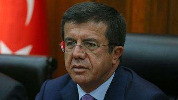 Zeybekci: Türkiye ekonomisi 2. çeyrekte % 5'in üzerinde b...
