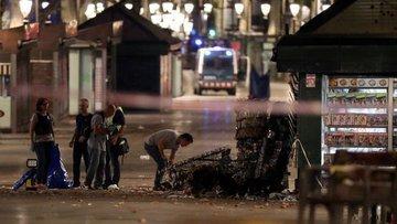 Barcelona'daki saldırıda bir Türk ağır yaralandı