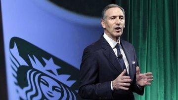 Starbucks kurucusu Schultz: ABD tarihi açısından kritik d...