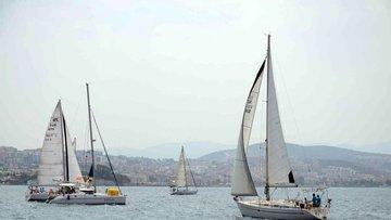 Burgazada Deniz Kulübü Kupası Yat Yarışı başlıyor