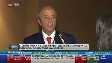 DEİK/Özilhan: Rus yatırımcıların Türkiye'ye ilgisi artıyor