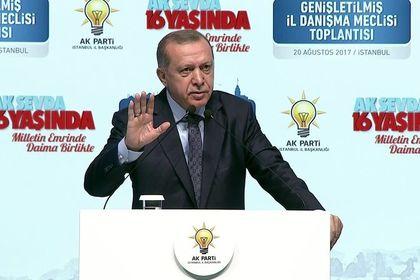 Erdoğan: Eğer racon kesilecekse, bu raconu bizz...