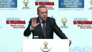 Erdoğan: Eğer racon kesilecekse, bu raconu bizzat kendim ...