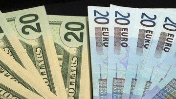 Euro/dolar yeni gün içi en düşük seviyesine indi