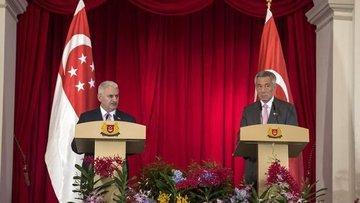 Singapur/Lee: Serbest Ticaret Anlaşması'ndan karşılıklı y...