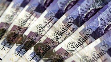 İngiltere Temmuz'da bütçe fazlası verdi
