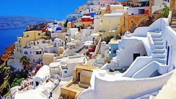 Yunan turizmi yılın ilk yarısında yükselişte