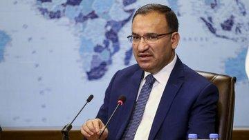 Bekir Bozdağ: Kılıçdaroğlu tutuklanamaz