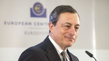 AMB/Draghi: Parasal genişleme, sözlü yönlendirme başarılı