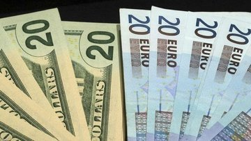 """Euro/dolarda """"güçlü PMI"""" ve """"Draghi"""" ile yön yukarı"""