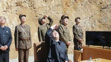 Kuzey Kore'de yeni balistik füze tasarımları yayımlandı