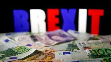 Sterlin euro karşısında son 8 yılın en düşük seviyesini g...