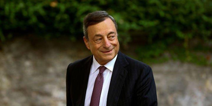 Draghi: Euro