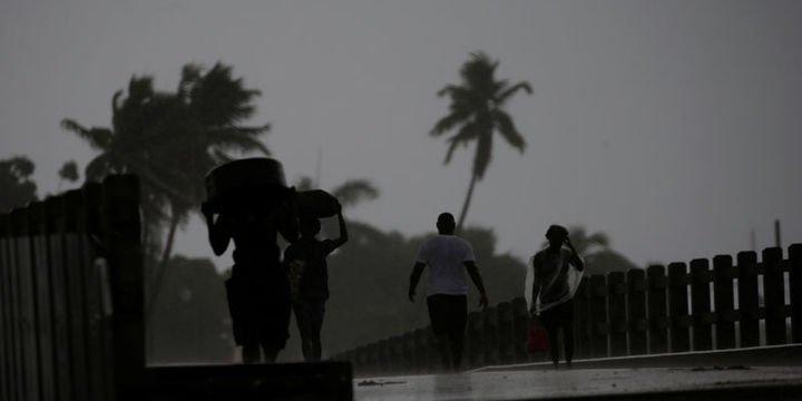 Irma kasırgası Dominik Cumhuriyeti ve Haiti