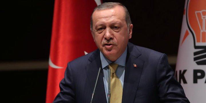 Erdoğan: Varlık Fonu