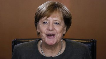 Merkel: Türkiye'nin AB üyelik müzakereleri oy çokluğuyla ...
