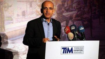 Şimşek: Türkiye'nin büyümesiyle alakalı olarak iyimseriz