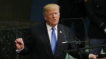 Trump: Kuzey Kore saldırırsa yok etmekten başka seçenek yok