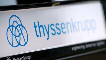 Thyssenkrupp ve Tata'nın ortak teşebbüs anlaşmasına vardı...