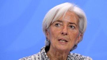 IMF/Lagarde: ABD GSYİH'si yüzde 2.1'in hafif üzerinde büy...