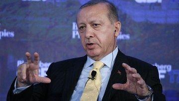 Erdoğan New York'ta açıklamalarda bulundu