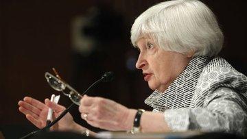 Fed/Yellen Bilanço küçülmesi kademeli ve tahmin edilebili...