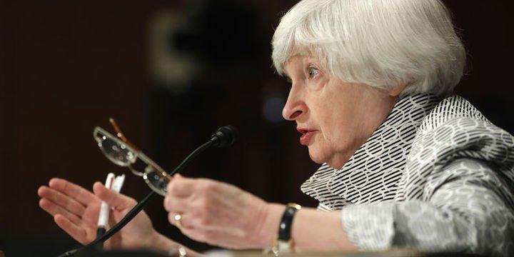 Fed/Yellen Bilanço küçülmesi kademeli ve tahmin edilebilir olacak