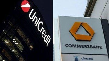 UniCredit gözünü Alman devi Commerzbank'a dikti