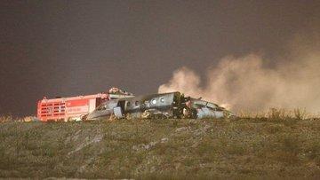 Atatürk Havalimanı'nda jet inişi sırasında düştü