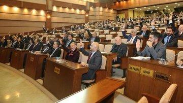 Kadir Topbaş'ın veto ettiği 5 dosya İBB Meclisi'nde kabul...