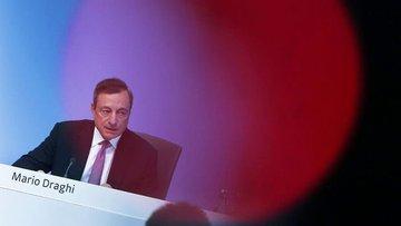 AMB/Draghi: Enflasyonda olmamız gereken yerde değiliz