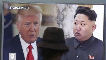 Trump: Kim Jong Un hiç görülmemiş şekilde test edilecek