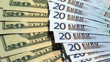 """Euro """"Almanya seçimleri"""" sonrasında dolar karşısında geri..."""