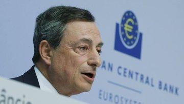 Draghi: Euro Bölgesi toparlanması hız kazandı