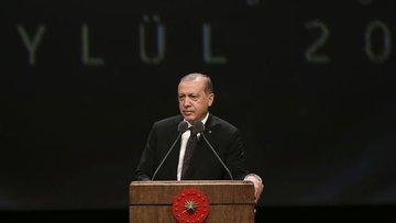 Erdoğan: Referandum kararı ülkemize de ihanet