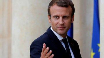 Macron: AB bugün çok zayıf ve çok etkisiz