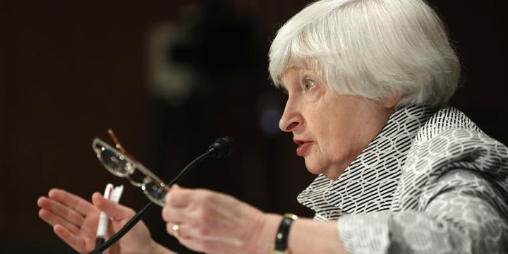 Yellen: Düşük enflasyonun geçici olduğunu düşünüyorum