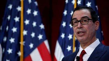 Mnuchin: Vergi reformuyla bütçe açığı 1 trilyon dolar aza...