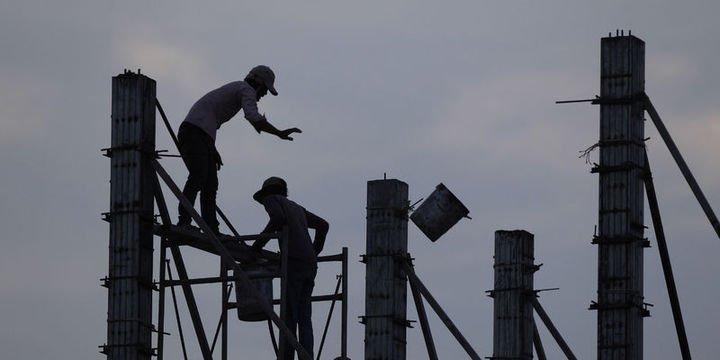 İnşaat sektörü ilk yarıda yüzde 6,4 büyüdü