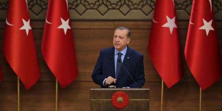 Erdoğan (İstifa iddiaları): Şu an yok ama olmayacağı anlamına gelmez