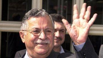 Celal Talabani hayatını kaybetti