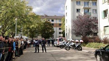Mulhouse'de yangını çıkaran kişi suçunu itiraf etti