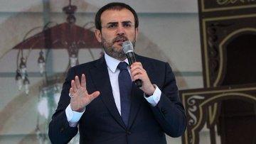 AK Parti/Ünal: 2019'da Ankara ve İstanbul'da sorun istemi...