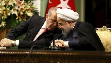 Ruhani: (Türkiye ve İran) İki ülke milli paralarıyla tica...