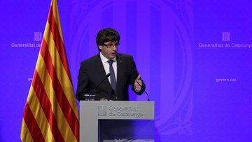 Katalonya lideri: Birkaç gün içinde bağımsızlık ilan edec...