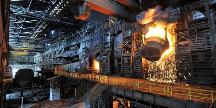 Demir ve metal ihracatı ilk 9 ayda 5 milyar dolara yaklaştı
