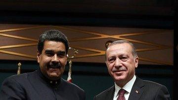 Maduro Ankara'da: Yeni bir gücün doğduğunu biliyoruz