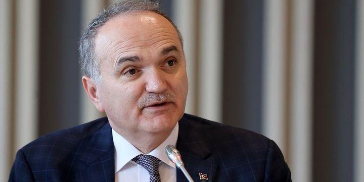 Sanayi Bakanı Özlü: Büyümenin sürükleyici gücü sanayi üretimi